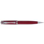 Ручка шариковая Regal с глянцевым лакированным корпусом красного цвета в пластиковом футляре Синяя (R21501.PB10.B)