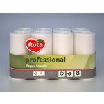 Полотенца бумажные Ruta Professional 8 рул (rt.93639)