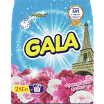 Порошок стиральный Gala Французкий аромат автомат 2кг (s.07090)