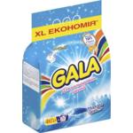 Порошок стиральный Gala автомат для цветных вещей Морская свежесть 4 кг (s.07274)