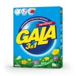 Стиральный порошок Gala 2 в 1 Весенняя свежесть, автомат, 400 г