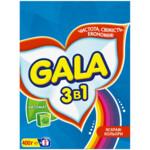 Стиральный порошок Gala Яркие цвета, автомат, 400 г