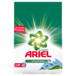 Стиральный порошок Ariel автомат Горный родник 1.5 кг (s.33550)