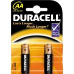 Батарейка Duracell LR06 AA, 2 шт