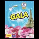 Стиральный порошок Gala 2 в 1 Французский аромат, ручная стирка, 400 г