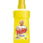 Средство для мытья пола и стен Mr.Proper Лимон, 500 мл