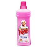 Средство для мытья пола и стен Mr.Proper Роза, 750 мл
