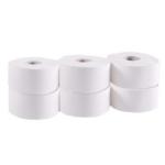 Бумага туалетная Tischa Papier Джамбо Basic целлюлозная 8 рул (ti.203021)