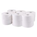 Бумага туалетная Tischa Papier Джамбо Basic целлюлозная 12 рул (ti.203030)