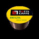 Кофе в капсулах TOTTI Caffe Brazil, 8г *100 (PL) (tt.51896)