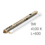 Лампа LED Videx для растровых светильников A+ 28х600 мм 9W G13 4100k 220V (VL-T8b-09064)