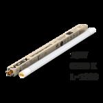 Лампа LED Videx для растровых светильников A+ 28х1200 мм 18W G13 6200k 220V Матовая (VL-T8b-18126)