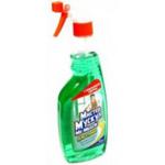 Средство для мытья стекол Mr.Muscle 0,5 л, насос-расп, зеленый