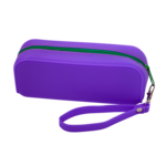 Пенал силиконовый ZiBi Монохром 18х7х5 см Kids Line Фиолетовый (ZB.704220-08)