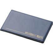 Визитница Panta Plast, 24 визитки, темно-синий (0304-0001-02)