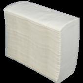 Бумажные полотенца 2-х слойные Z-образные BuroClean, 200 шт, белый (10100110)