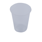 Стаканы одноразовые пластиковые BuroClean, прозрачные, 180 мл, 100 шт (1080000)