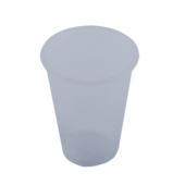 Стаканы одноразовые пластиковые BuroClean, прозрачные, 200 мл, 100 шт (1080011)