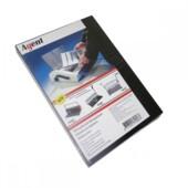 Обложки пластиковые Agent прозрачные A3 дымчатые 150мкн 100 шт (1510085)