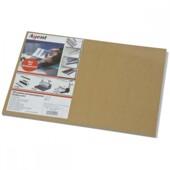Обложки картонные Agent А3 220 г/м² 25 шт крафтовые (1520382)
