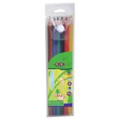 Карандаши цветные ZiBi Protect 6 цветов (ZB.2436)