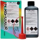 Штемпельная краска на масляной основе Noris 210, черный, 250 мл