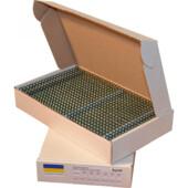 Пружины металлические Agent, 9,5 мм, зеленый, 100 шт (1209074)