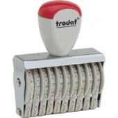 Нумератор ленточный Trodat 15310, 10-ти разрядный, 3 мм