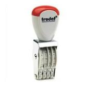 Нумератор ленточный Trodat 1544, 4-х разрядный, 4 мм