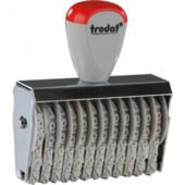 Нумератор ленточный Trodat 15512, 12-ти разрядный, 5 мм
