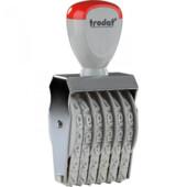Нумератор ленточный Trodat 1576, 6-ти разрядный, 7 мм