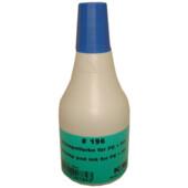 Штемпельная краска на спиртовой основе для полиэтилена Noris 196 CВ, синий, 50 мл