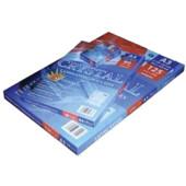 Пленка для ламинирования глянцевая Antistatic 154х216 мм (А5), 250 мкн, 100 шт (3150051)