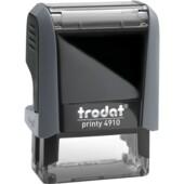 Оснастка для штампа Trodat Printy 4910 серая (4910 сіра)