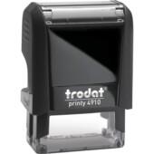 Оснастка для штампа Trodat Printy 4910 черная (4910 чорна)