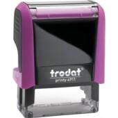 Оснаска для штампа Trodat Printy 4911 розовая (4911 розовый)