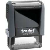 Оснаска для штампа Trodat Printy 4911 серая (4911 серый)