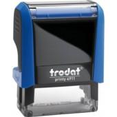Оснаска для штампа Trodat Printy 4911 синяя (4911 синий)
