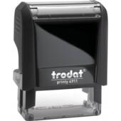 Оснаска для штампа Trodat Printy 4911 черная (4911 черный)