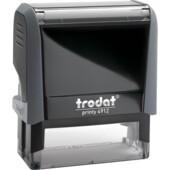 Оснастка для штампа Trodat Printy 4912 серая (4912 сіра)