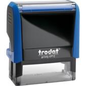 Оснастка для штампа Trodat Printy 4912 синяя (4912 синя)