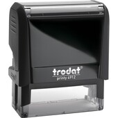 Оснастка для штампа Trodat Printy 4912 черная (4912 чорна)