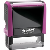 Оснастка для штампа Trodat Printy 4914 розовая (4914 рожев)