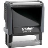 Оснастка для штампа Trodat Printy 4914 серая (4914 сіра)