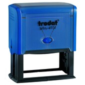 Оснастка для штампа Trodat Printy 4931 синяя (4931 синя)