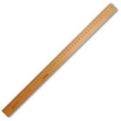 Линейка деревянная Мицар, 1 м (103006)