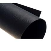 Обложки картонные D&A Delta Color под кожу, черный, А3, 230г/м2, 100 шт (1220101029300)