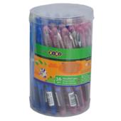 Ручка перьевая Zibi ZB.2246, пластик, корпус ассорти