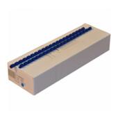 Пружины пластиковые Agent, 8 мм, синий, 100 шт (1308731)