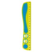 Линейка пластиковая Maped Kidy'Grip, 20 см (MP.278710)